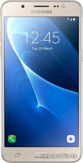 Samsung Galaxy J5 (2016) Gold [J510F] смартфон купить в Минске