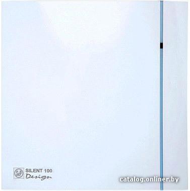Soler&Palau Silent-200 CHZ Design - 3C [5210604200] осевой вентилятор купить в Минске