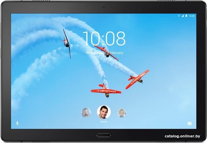 Lenovo Tab P10 TB-X705L 3GB/32GB LTE ZA450133PL (черный) планшет купить в Минске
