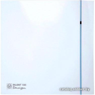 Soler&Palau Silent-100 CHZ Design - 3C [5210603300] осевой вентилятор купить в Минске