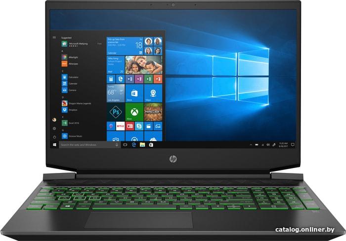 HP Pavilion Gaming 15-ec0036ur 8RU35EA игровой ноутбук купить в Минске