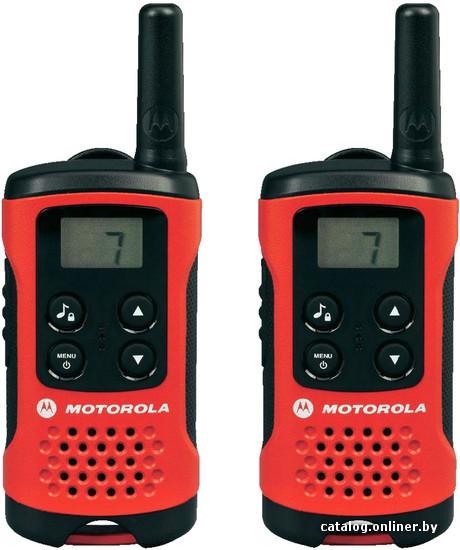 Motorola TLKR T40 портативную радиостанцию купить в Минске