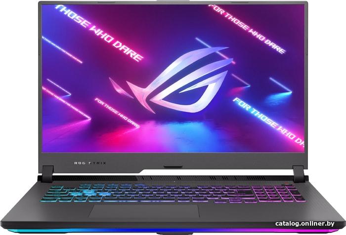 Цены на игровой ноутбук ASUS ROG Strix G17 G713QE-HX023