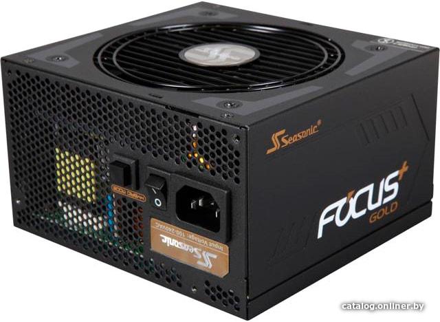 Отзывы Seasonic Focus Plus 1000W Gold SSR-1000FX