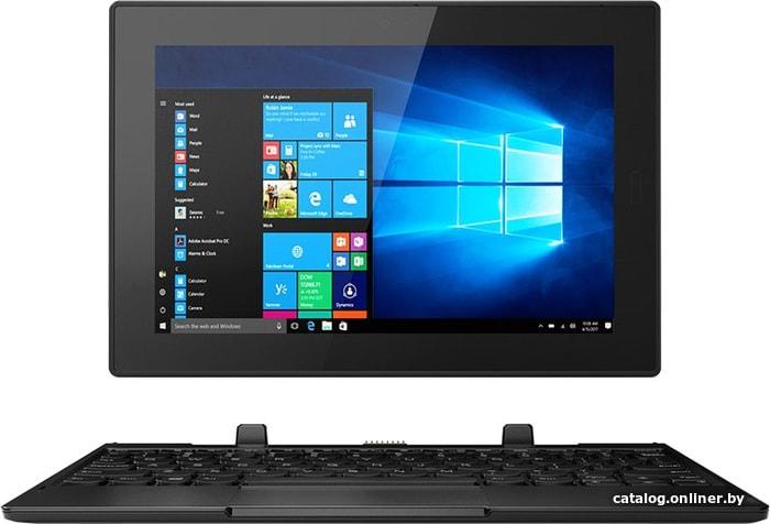Lenovo Tablet 10 64GB LTE 20L3000LRT (черный) планшет купить в Минске