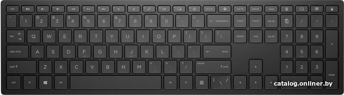 HP Pavilion 600 (черный) клавиатуру купить в Минске